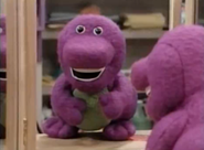 Barney doll last apearance of the Season 1 episode
