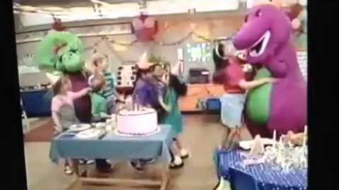 Barney Theme Song (Barney's Adventure Bus!'s version