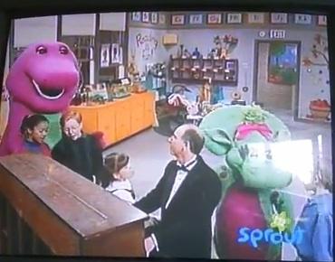 Barney And The Backyard Gang I Love You i love you | barney&friends wiki | fandom poweredwikia