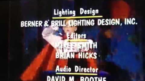 Barney End Credits (Barney in Outer Spaces version)