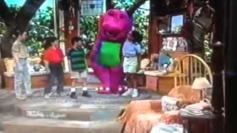 Barney I love you (I Love to Sing with Barney's version