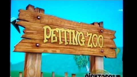 Back At The Barnyard - Petting Zoo