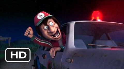 Barnyard (3 10) Movie CLIP - The Pizza Guy (2006) HD