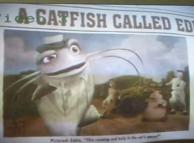 why catfish is called catfish