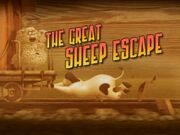 Back at the Barnyard The Great Sheep Escape