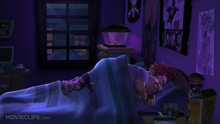 Barnyard Movie Snotty Boy Sleeping