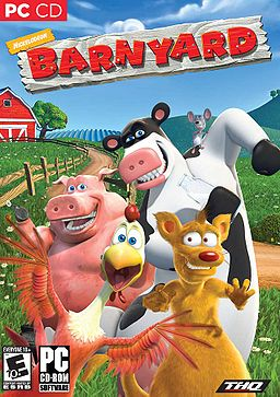 Barnyard The Video Game