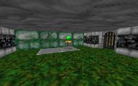 Jungle temple - Зеленая сфера