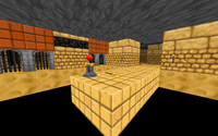 Minotaur maze - Красная сфера