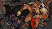 Death By Minotaur