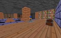 Mystic library - Синяя сфера