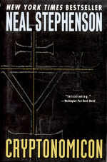Cover of Cryptonomicon Trade PB 9780380788620