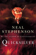 Cover of Quicksilver UK Trade PB 9780099410683