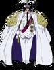 Sengoku amiral en chef