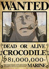 Wanted croco