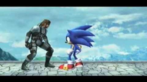 Come on. Step it Up (Super Smash Bros. Brawl Machinima)