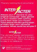 Interacter '84