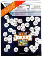 The Joker's Wild 1990 ad 1