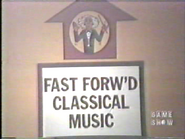 Fast Forward Classical Music