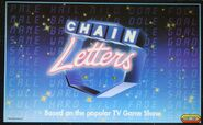 Chain Letters Board Game