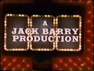 Jack Barry Productions 1972 (TJW First Episode)