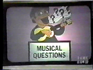 Musical Questions