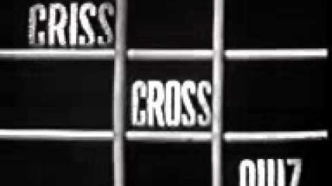 Criss Cross Quiz 1957-67