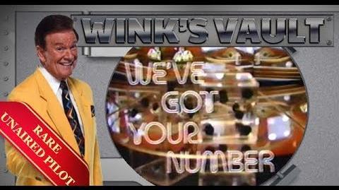 We've Got Your Number Pilot