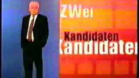 Erste Vorschau QUIZ EINUNDZWANZIG mit HANS MEISER (2000)
