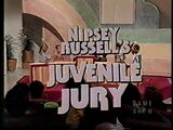 Nipsey Russell's Juvenile Jury
