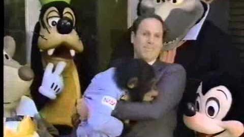 Hero In The Family 1987 Disney Sunday Movie Intro