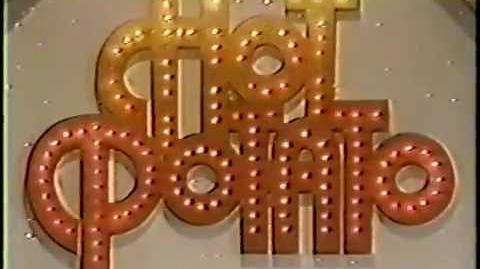Hot Potato contestant plug, 1984