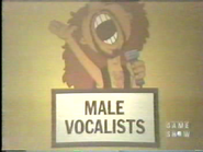 Male Vocalists