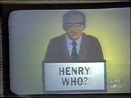 Henry Who