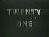 Twenty One 1956 Pilot