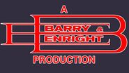 Barry & Enright in Dark Blue