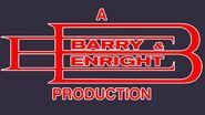 Barry & Enright in Dark Blue