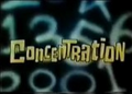 Concentration 1960s