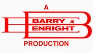 Barry & Enright in White