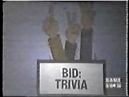 Bid Trivia