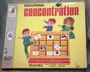 ConcentrationBoardGameED