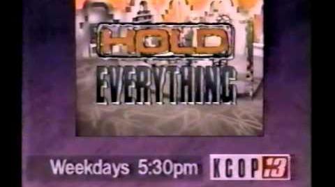 Hold Everything! Promo