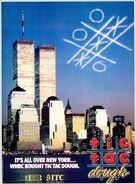 Tic Tac Dough '90 1989 ad