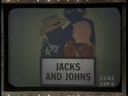 Jacks and Johns