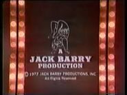 Jack Barry Productions 1972