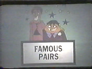 Famous Pairs