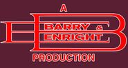 Barry & Enright in Dark Red