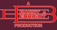 Barry & Enright in Dark Red