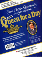 Queen for a Day Trade Ad 11-30-1987