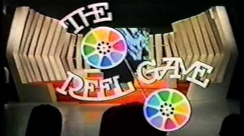 REEL GAME opening credits ABC game show
